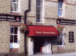 Royal Station Hotel, Carnforth, Lancashire
