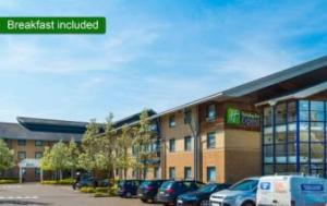 Holiday Inn Express Milton Keynes, Milton Keynes, Buckinghamshire