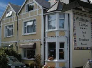Wellington Guest House And Below Stairs Apartment, Falmouth, Cornwall