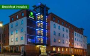 Holiday Inn Express Stevenage, Stevenage, Hertfordshire