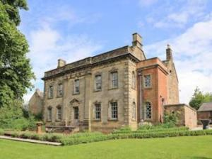 Lea Hall, Whatstandwell, Derbyshire