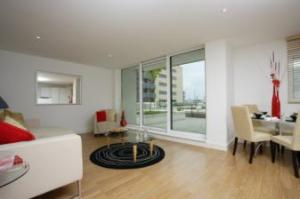 Royal Docks Apartments, Woolwich, London