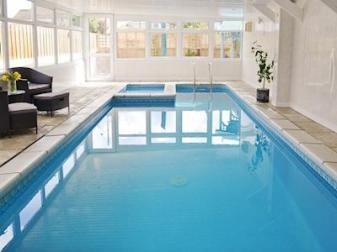 The Pool House Self Catering Tywardreath Cottages Cornwall