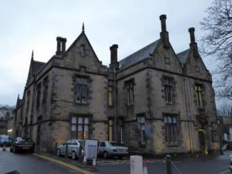Bomains Farm Bed And Breakfast Linlithgow